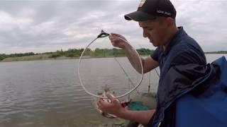 Рыбалка. Река Ока новое место.