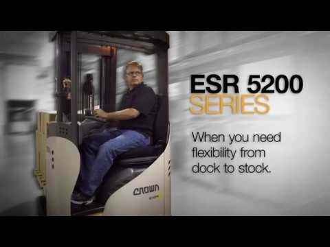The Crown ESR Series: Make Every Move Count