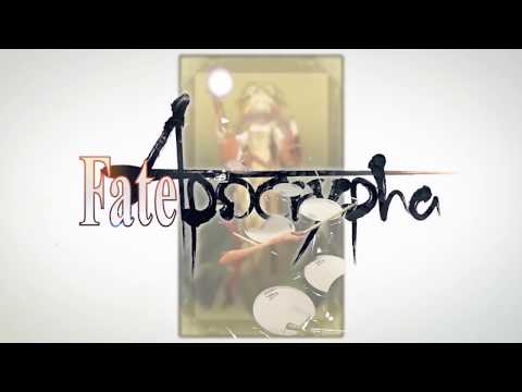 【Fate/Apocrypha】LiSA - ASHを叩いてみた / Fate/Apocrypha Opening 2 Full drum cover