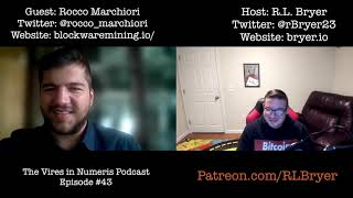 Ep. 43 w/ Rocco Marchiori of Blockware Mining on raising $32 mil for Bitcoin mining and the future