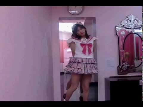 女装子「ゆき」の動画 2015/5/30