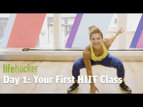 day-1:-your-first-hiit-class