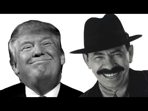 Donald Trump  Scatman BingBingBongBuildAWall