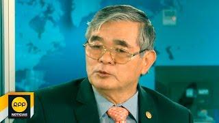 Entrevista al GRAL. en retiro Marco Miyashiro - ex jefe del GEIN│RPP