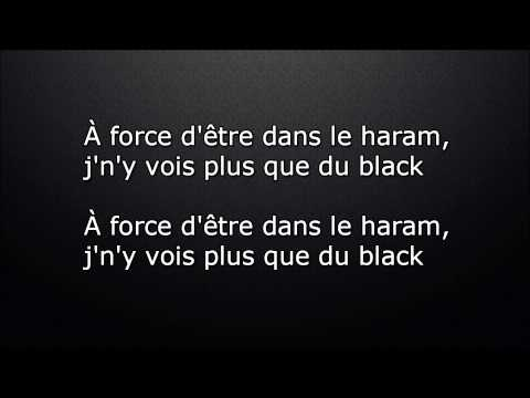 Black M - À force d'être [Paroles]