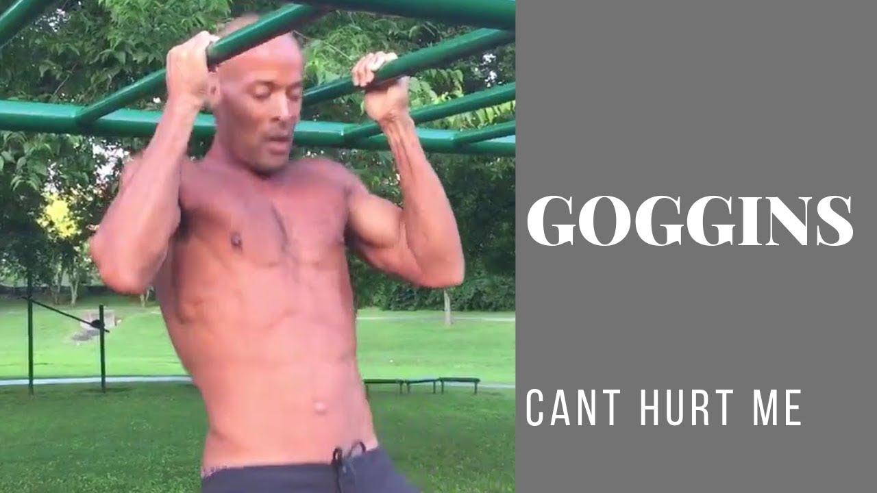 David Goggins Pull Ups
