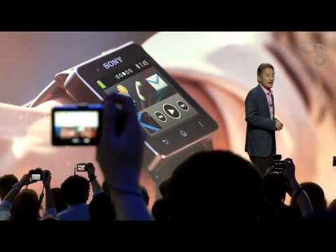 Resumo: conferência da Sony na IFA 2013