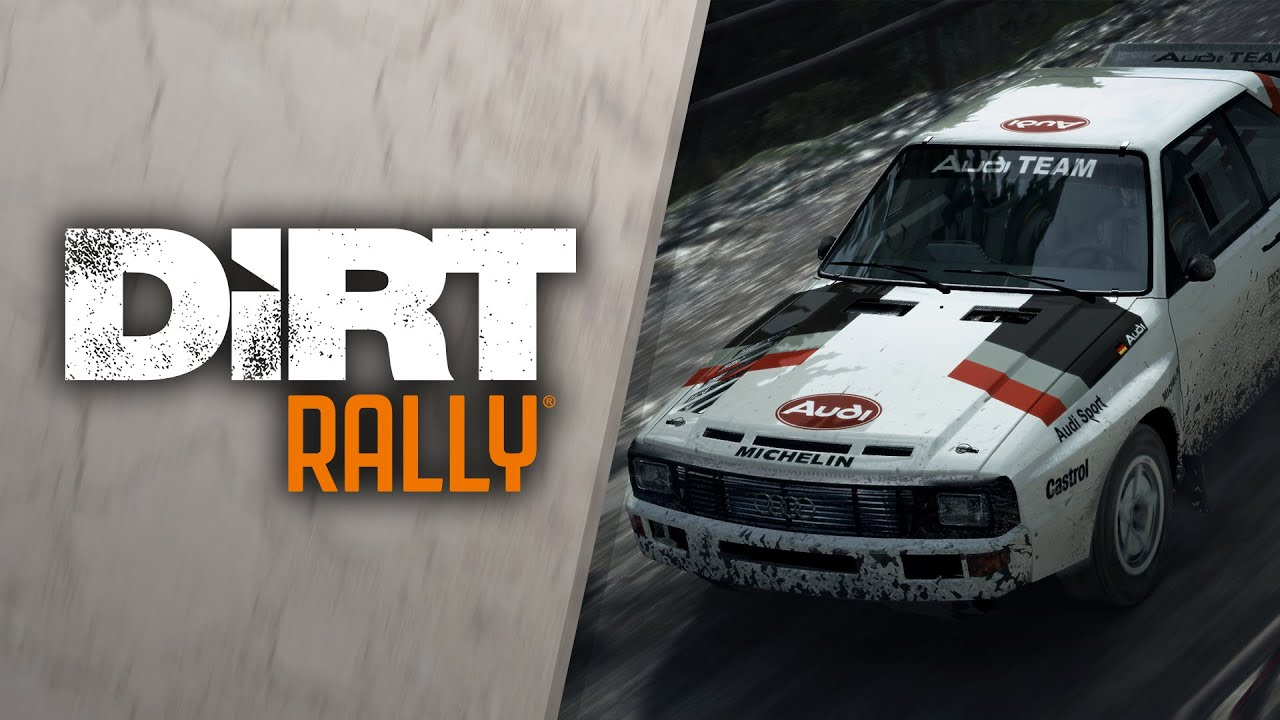 DiRT Rally - New Content Trailer [FR]