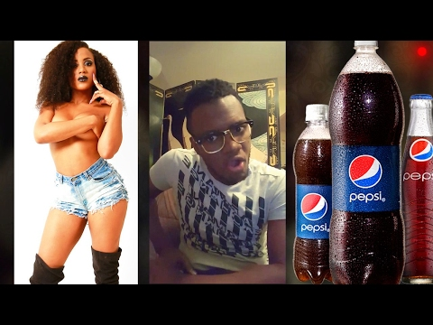Who Ishawna Wants To Treat Her Like A Bottle of Pepsi / Equal Rights