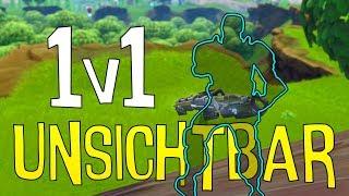 1v1 UNSICHTBAR gegen Mexify | Spielwiese unsichtbar Glitch