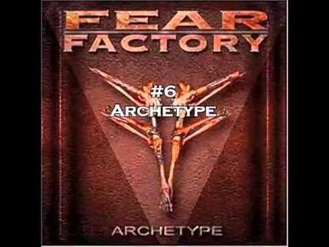 Top 10 Fear Factory Songs