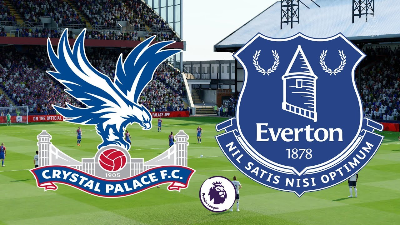 Premier League 2019/20 - Crystal Palace Vs Everton - 10/08/19 - FIFA 19 -  YouTube