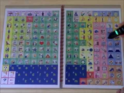 V Pen Communication Aid And V Boards