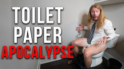 What to do When You Run Out of Toilet Paper