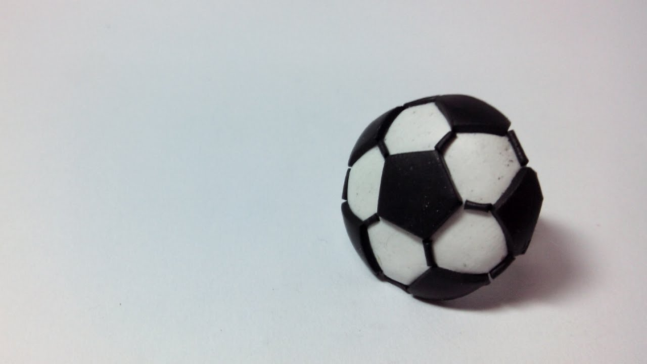 Soccer ball craft ideas - How To Make A Cool Soccer Ball Ring Diy Style Tutorial Guidecentral