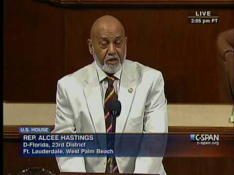 Congressman Alcee Hastings Attacks YouCut Participants, Claims Bin Laden Link?