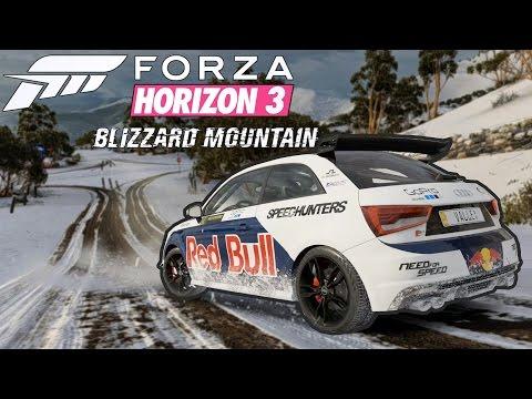 ❄️In die KÄLTE!! ❄️| Forza Horizon 3 | Blizzard Mountain | Valle