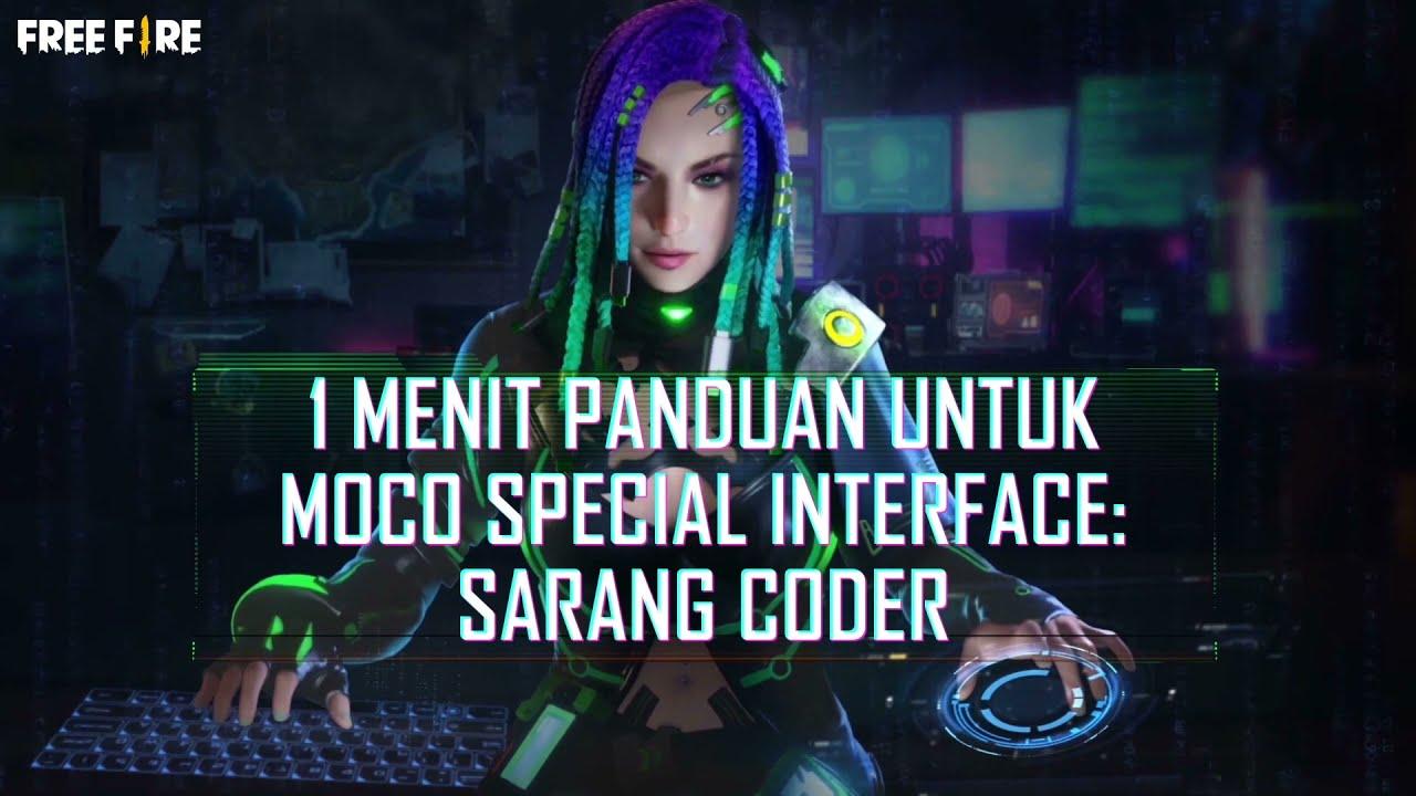 Panduan 1 Menit untuk Moco Special Interface!