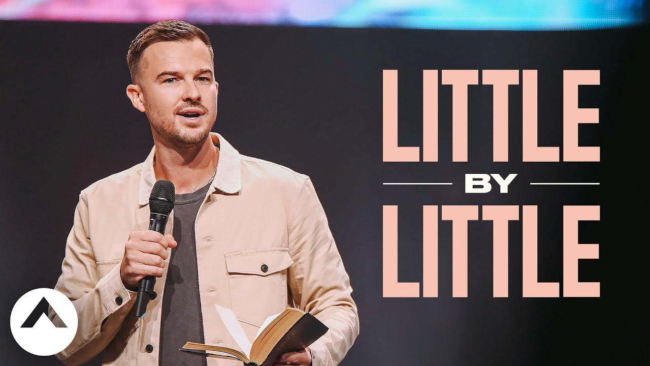 Little By Little | Pastor Rich Wilkerson Jr. | Elevation Church