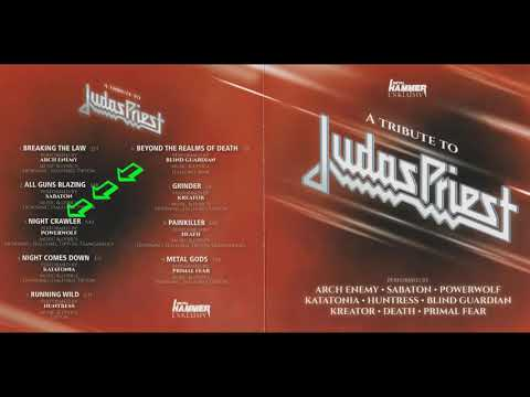 Various Artists - A Tribute To Judas Priest - Full album 2019 Mp3
