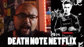 DEATHNOTE NETFLIX : ÇA TOURNE MAL + EXPLICATION thumbnail