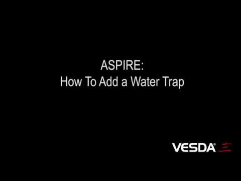 ASPIRE: How To Add a Water Trap
