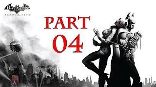 ►Batman Arkham City (Part - 04) - Let's Play [Croox] Jaknahry.cz◄