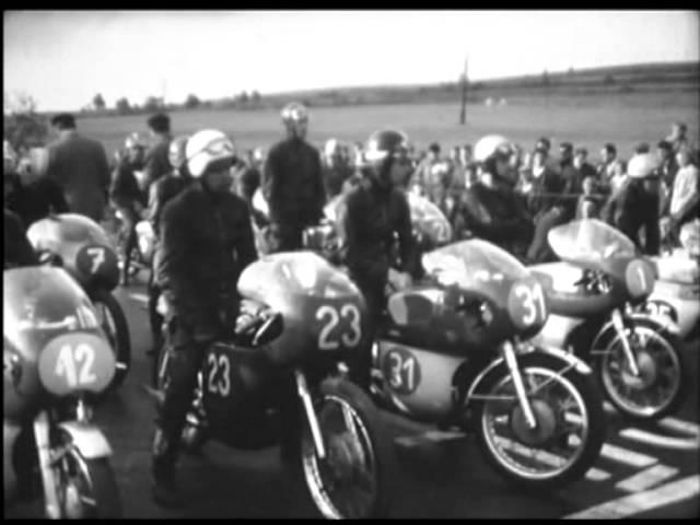 Cena Českomoravské Vysočiny - I. ročník motocyklových závodů 1967