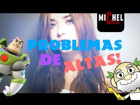 ➪ PROBLEMAS DE ALTAS!!? ☚ - MICHEL CONOR ☢