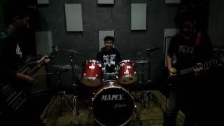 BloodStone Band - Kepalsuan Cinta (Single Kedua) #AlternativeRock #KeepSupportLocalMusic