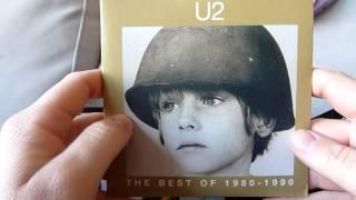 U2 box set all albums 1976 - 2012