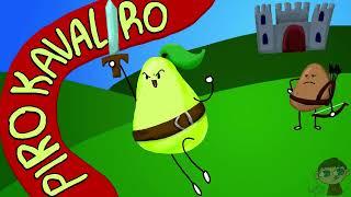 Piro Kavaliro - La Ĉapelo - Filmeto (Esperanto 🔸 Rachel's Conlang Channel)