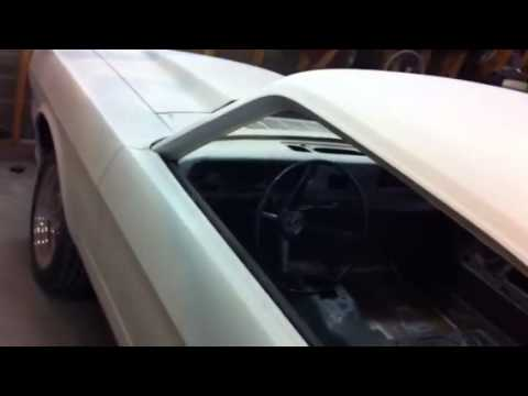 65 mustang coupe w/ Eleanor body kit part 2