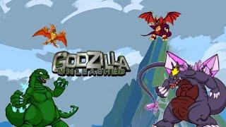 Godzilla Double Smash: Part 5: The Final Battle