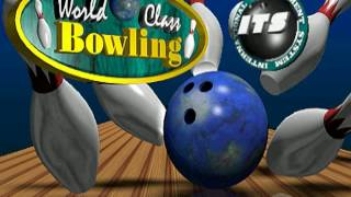 World Class Bowling Tournament (Incredible Technologies 1997)  Attract Mode 60fps