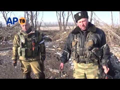Видеоархив :Луганская Гвардия