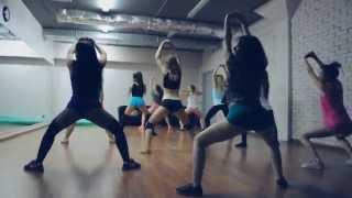 Twerk/Booty dance | UFA | Katerina Girko | E-dance