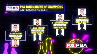 2020 PBA Tournament of Champions Stepladder Finals