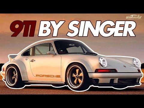 PERFEIÇÃO REIMAGINADA: PORSCHE 911 SINGER COM MOTOR WILLIAMS DE 500 CV - ACELENEWS #109 | ACELERADOS