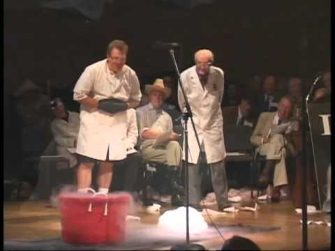 The 14th First Annual Ig Nobel Prize Ceremony