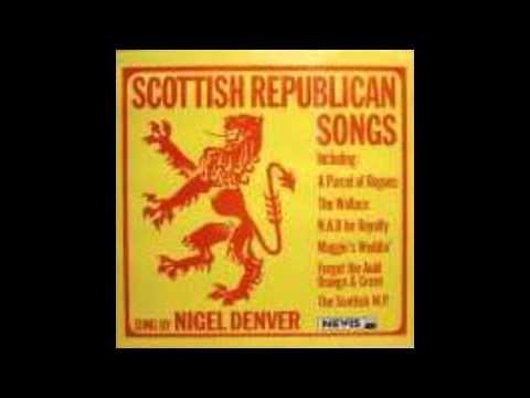 Nigel Denver - The English Royal Family