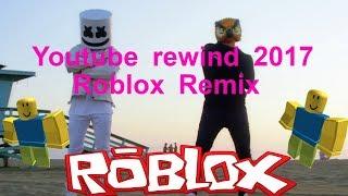 YouTube Rewind: La forma di Roblox 2017 - Roblox Remix