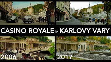 Casino Royale - Karlovy Vary SIDE BY SIDE Comparison