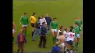 Republic of Ireland 1-1 England (1990) ECQ