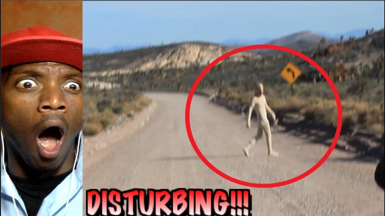 Area 51 Alien Sighting 2017 - YouTube