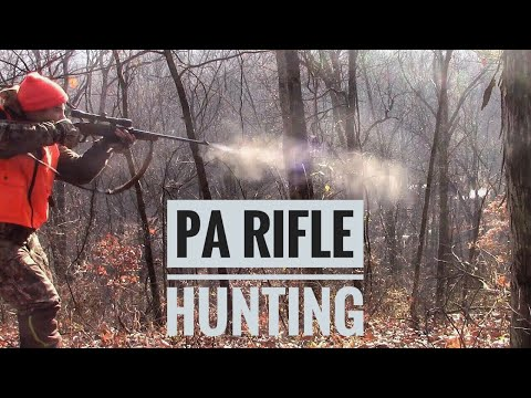 SMOKED!!! - PA Rifle Hunting
