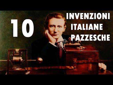 10 INVENZIONI ITALIANE che hanno cambiato la Storia del Mondo