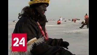 Как рыба об лед: в Бурятии прошла