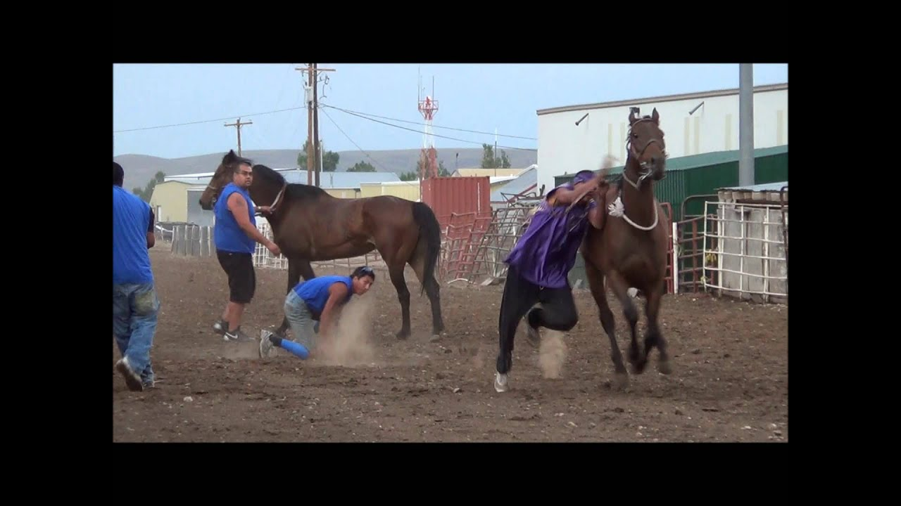 Indian Relay Races July 4 2013 Lander Wyoming Youtube