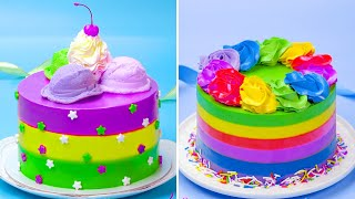 Best Perfect Cake And Dessert Recipes  So Yummy Colorful Cake Video Tutorials By Extreme Cake